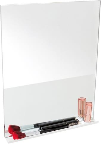 Müller SMALL LIVING Wandspiegel »FLAI Spiegel mit Ablage« kaufen