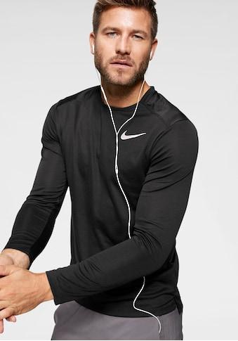 Nike Laufshirt »M NK DRY MILER TOP LS« kaufen