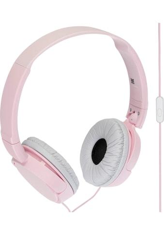 Sony On-Ear-Kopfhörer »MDR-ZX110AP Faltbarer«, Freisprechfunktion-integrierte... kaufen