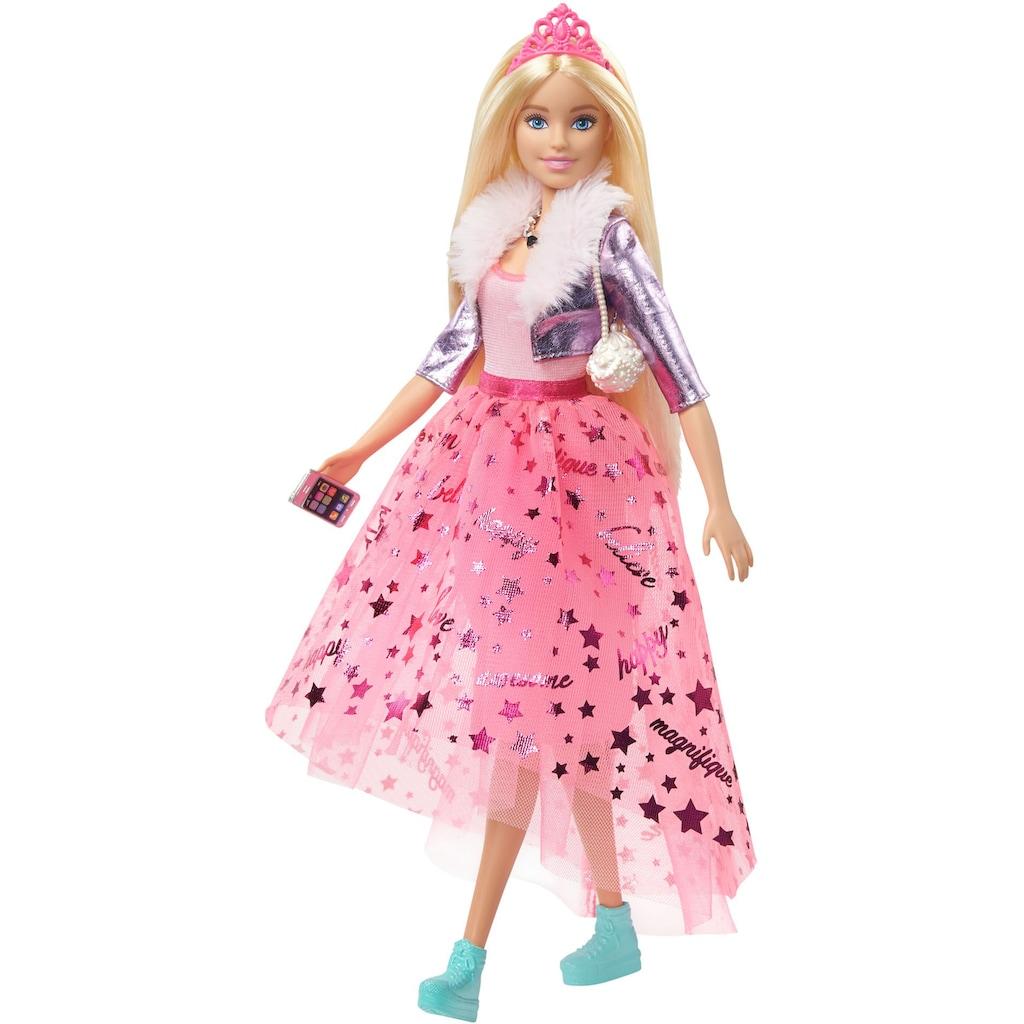 Barbie Anziehpuppe »Prinzessinnen Abenteuer«