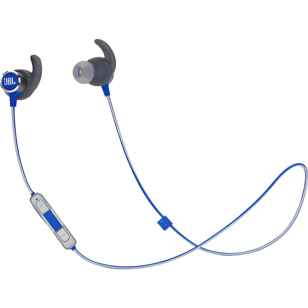 JBL wireless In-Ear-Kopfhörer »REFLECT MINI 2«, Bluetooth-A2DP Bluetooth (Advanced Audio Distribution Profile)-AVRCP Bluetooth (Audio Video Remote Control Profile), Sprachsteuerung