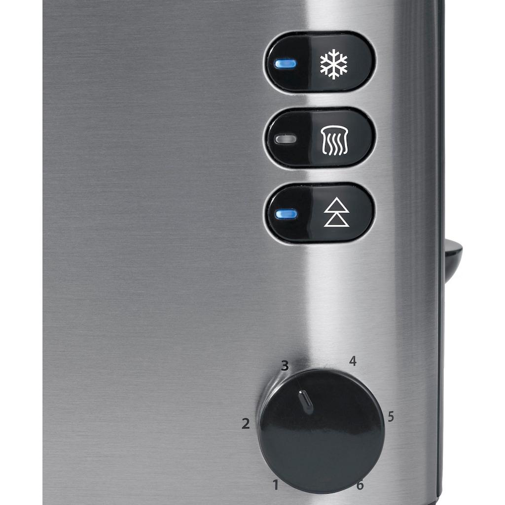 Severin Toaster »AT 2509«, 2 lange Schlitze, 1400 W