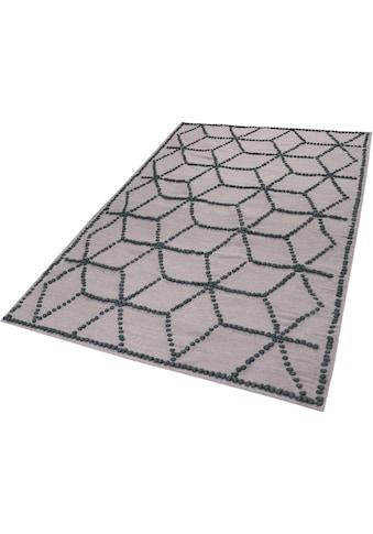 Esprit Teppich »Fiesta«, rechteckig, 5 mm Höhe, Wohnzimmer kaufen