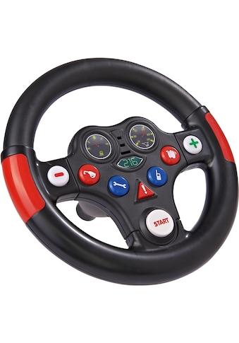 BIG Spielfahrzeug-Lenkrad »BIG Bobby Car Racing-Sound-Wheel« kaufen