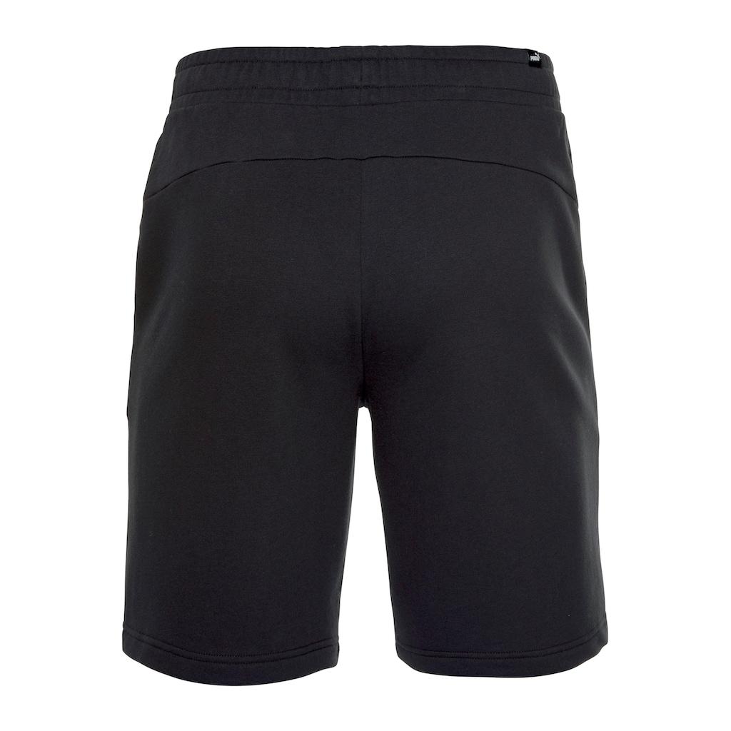 "PUMA Shorts »ESS SWEAT 10"" BERMUDAS TR«"