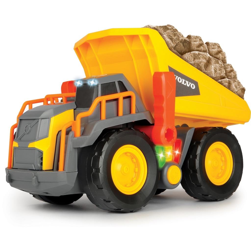 Dickie Toys Spielzeug-Kipper »Volvo Weight Lift Truck«, mit Licht und Sound
