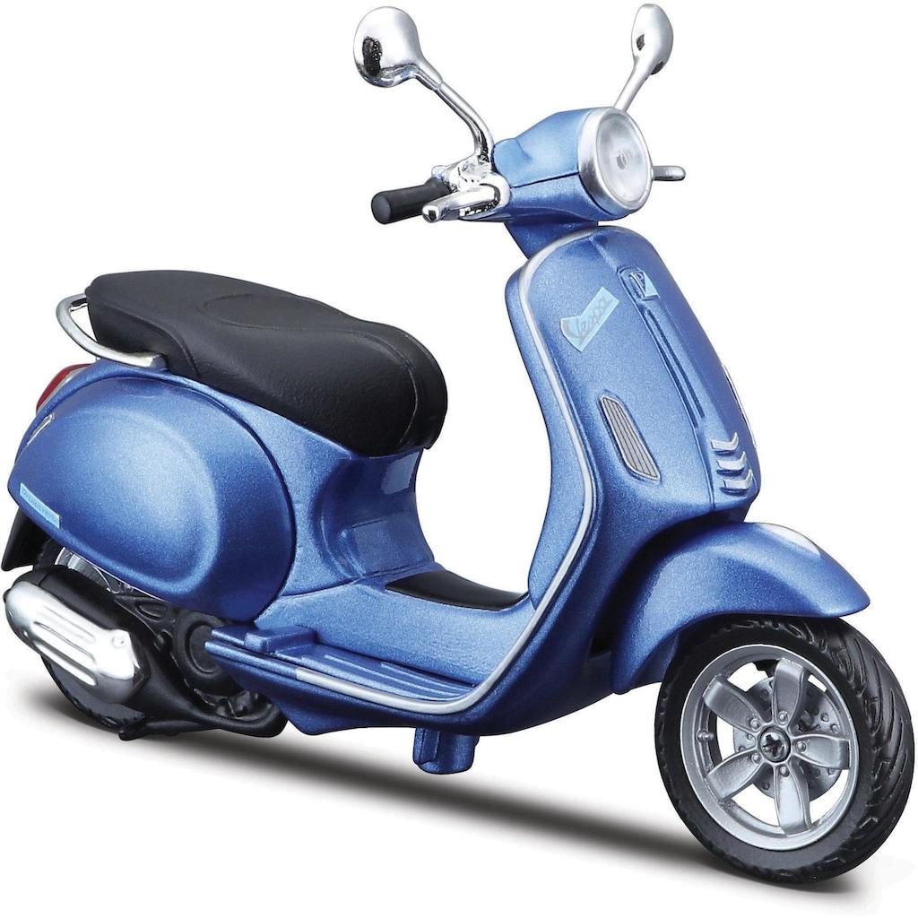 Maisto® Modellmotorrad »Vespa Roller Primavera, 1:12«, 1:12