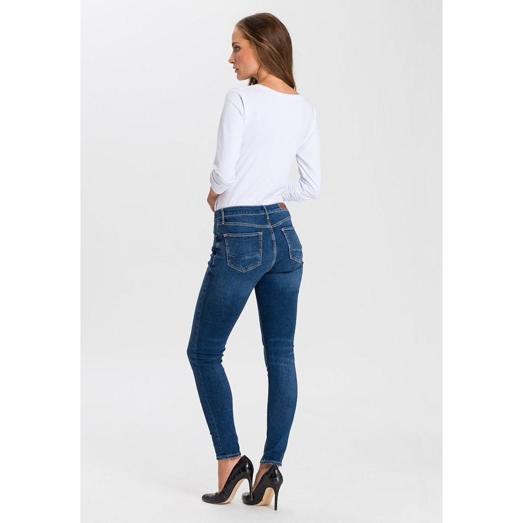 Cross Jeans® Skinny-fit-Jeans »Alan«, trendige Waschungen