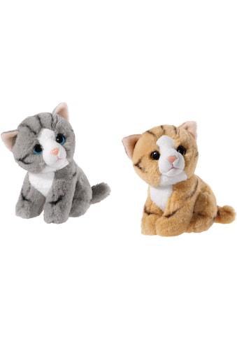 "Heunec® Kuscheltier ""Mini Mi Katzen Set"", (Set, 2 Stück) kaufen"
