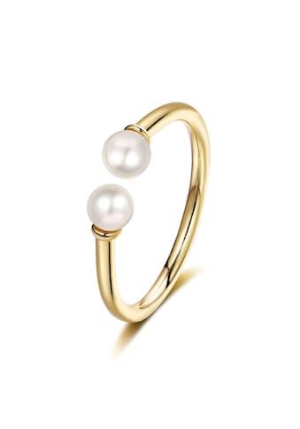 AILORIA Perlenring »SACHIKO Ring«, Ring 925 Sterling Silber vergoldet mit Süßwasserperlen kaufen