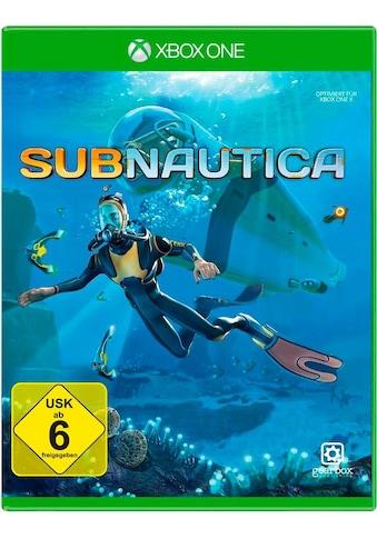 Subnautica Xbox One kaufen