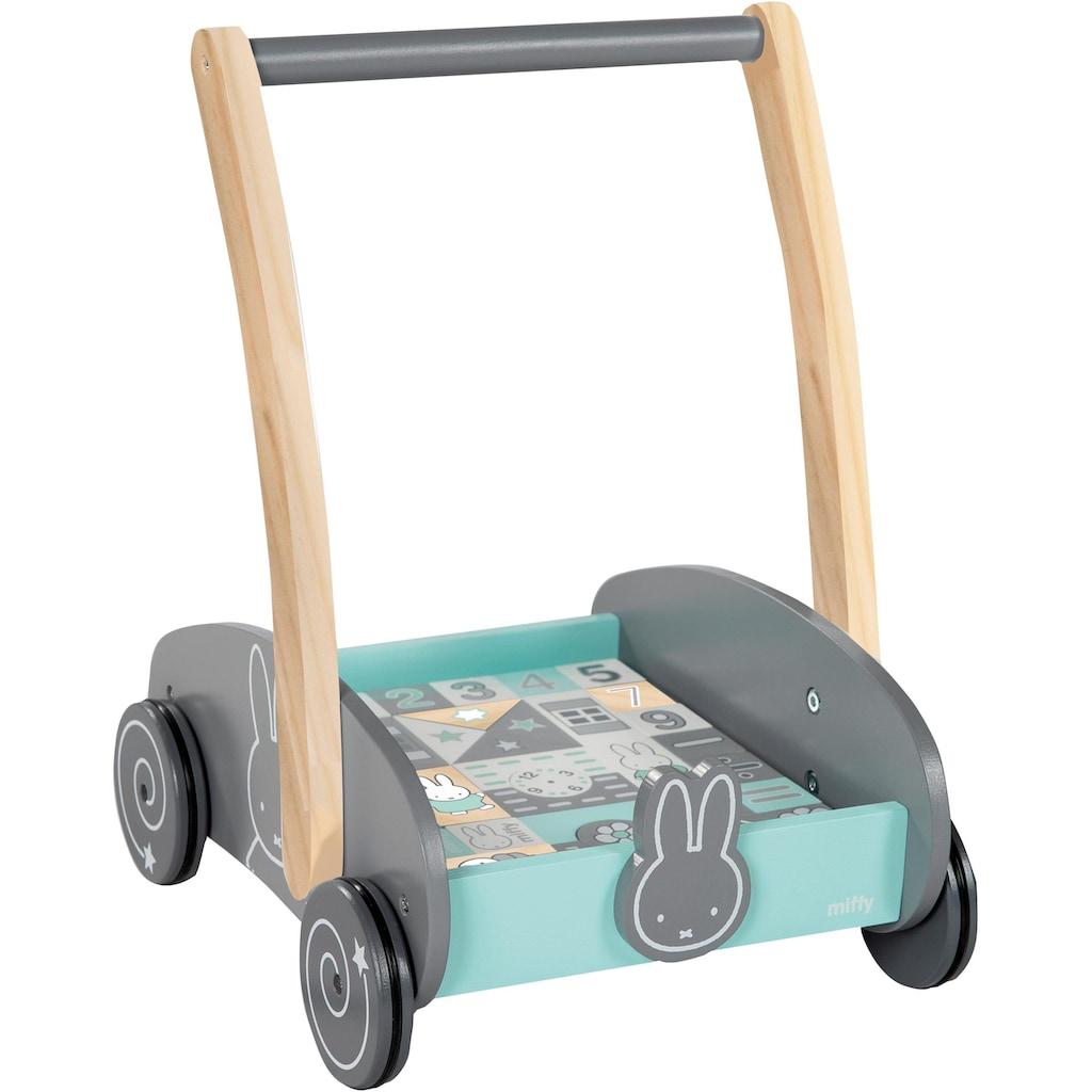 "roba® Lauflernwagen ""Miffy"""
