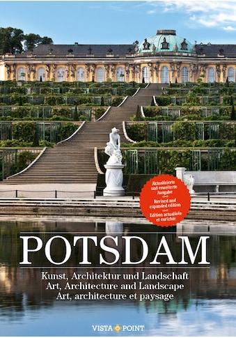 Buch »Potsdam, aktualisiert 2020 (D/GB/F) / Rolf Toman, Achim Bednorz, Barbara... kaufen