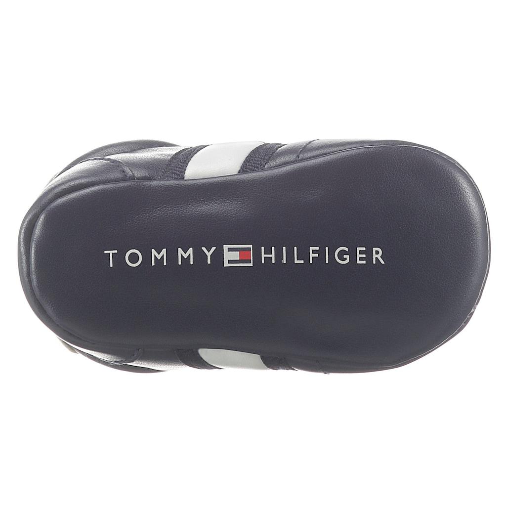 Tommy Hilfiger Lauflernschuh, mit doppeltem Klettverschluss