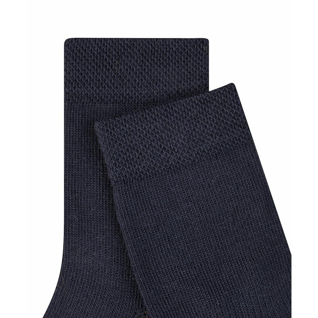 FALKE Socken »Sensitive«, (1 Paar), mit extra weichem Bündchen