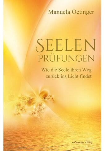 Buch »Seelenprüfungen / Manuela Oetinger« kaufen
