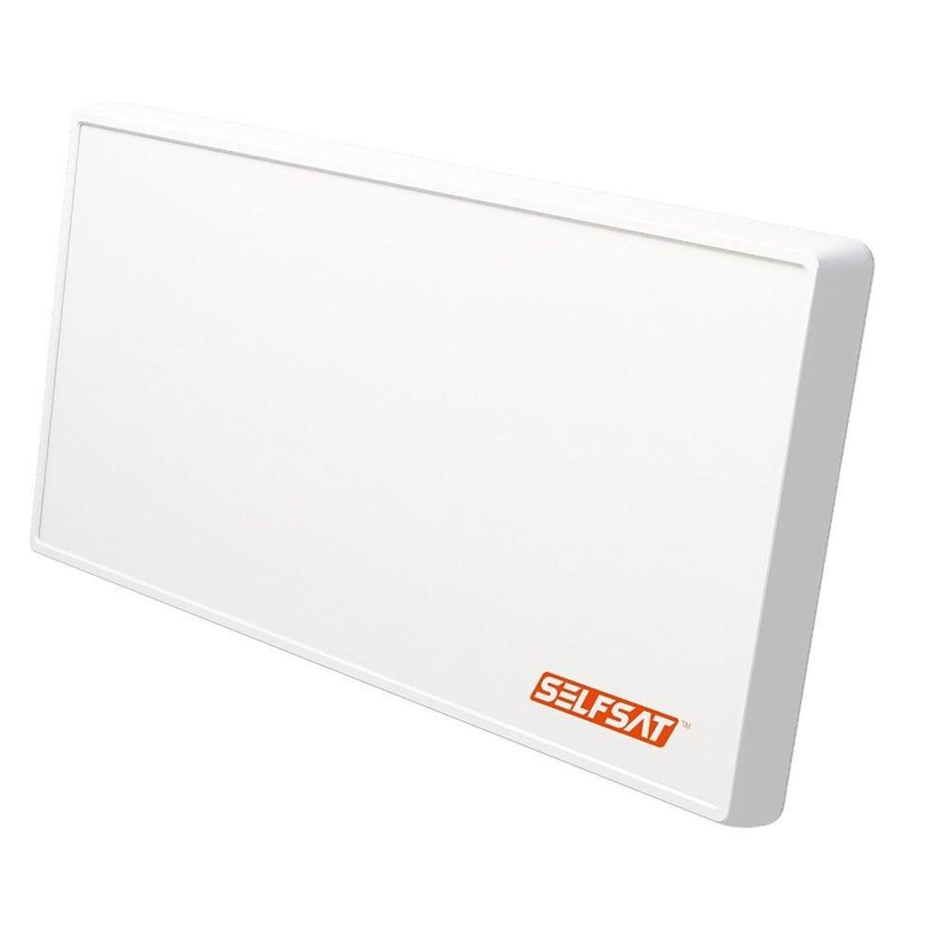 Selfsat Sat-Spiegel »H22D single Flachantenne«