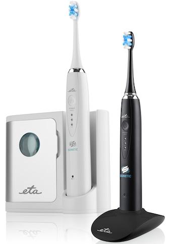 eta Elektrische Zahnbürste »SONETIC ETA370790010«, weiß & schwarz kaufen