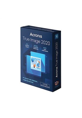 Acronis Anwendungssoftware »True Image 2021 - Premium Version - 1 TB Cloud Storage... kaufen