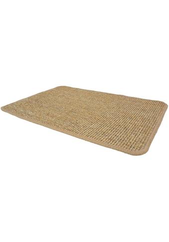 Sisalteppich, »SISALLUX«, Primaflor - Ideen in Textil, rechteckig, Höhe 6 mm, maschinell gewebt kaufen