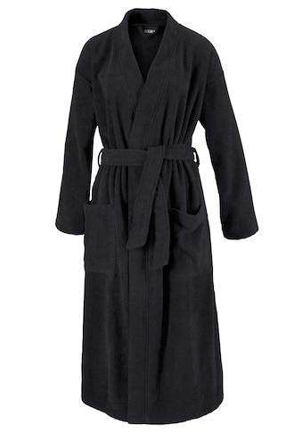 Egeria Unisex-Bademantel »Topas«, in Kimonoform kaufen