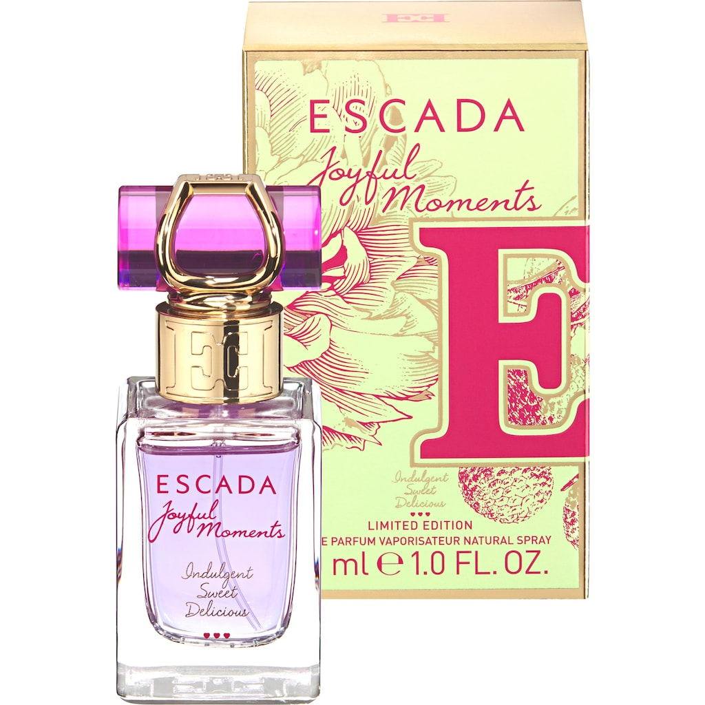 ESCADA Eau de Parfum »Joyful Moments«
