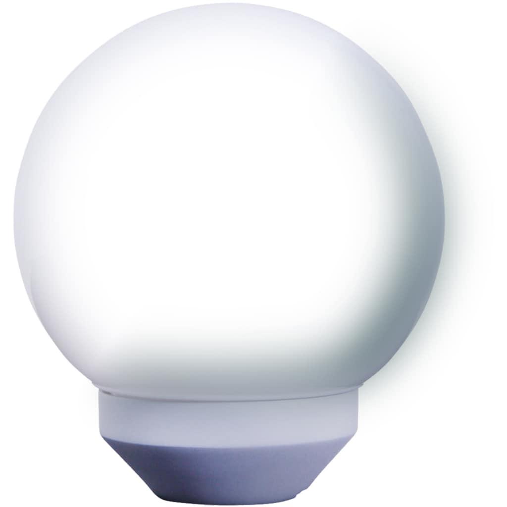 näve LED Gartenleuchte »Kugelleuchte«, 3 St., Farbwechsler, Lichtfarbe weiß oder Farbwechsler, inkl. Solarpanel