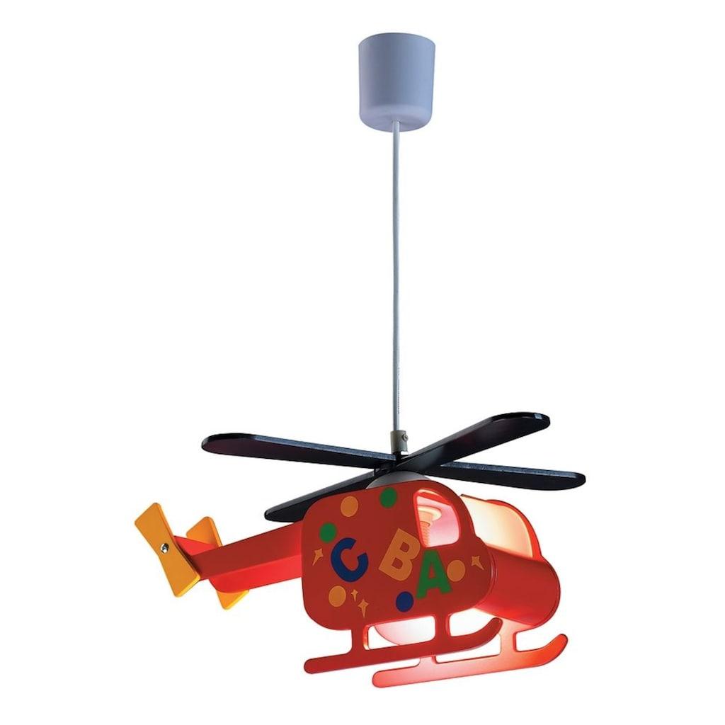 Rabalux Pendelleuchte »WINDI Helicopter«, E27, Hängeleuchte, Hängelampe