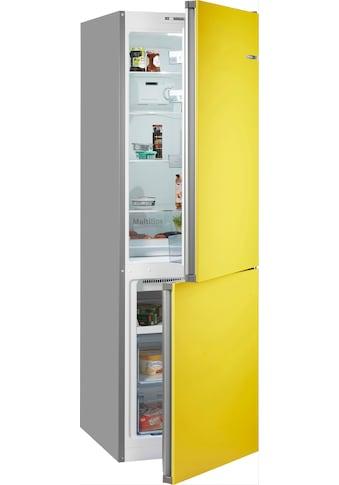 BOSCH Kühl-/Gefrierkombination »KVN36CZEA« kaufen