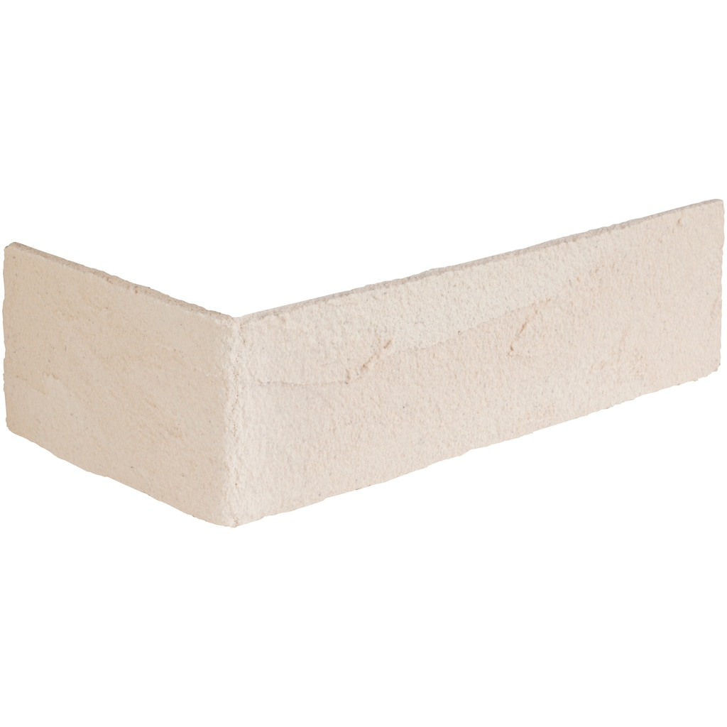 ELASTOLITH Verblender »Rhodos Eckverblender«, cremeweiß, für Innen- und Aussenbereich, 2 Lfm