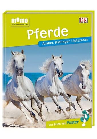 Buch »memo Wissen entdecken. Pferde / DIVERSE« kaufen