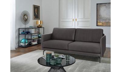 hülsta sofa 3-Sitzer »hs.450«, wahlweise in Stoff oder Leder, mit schmalen Armlehnen kaufen