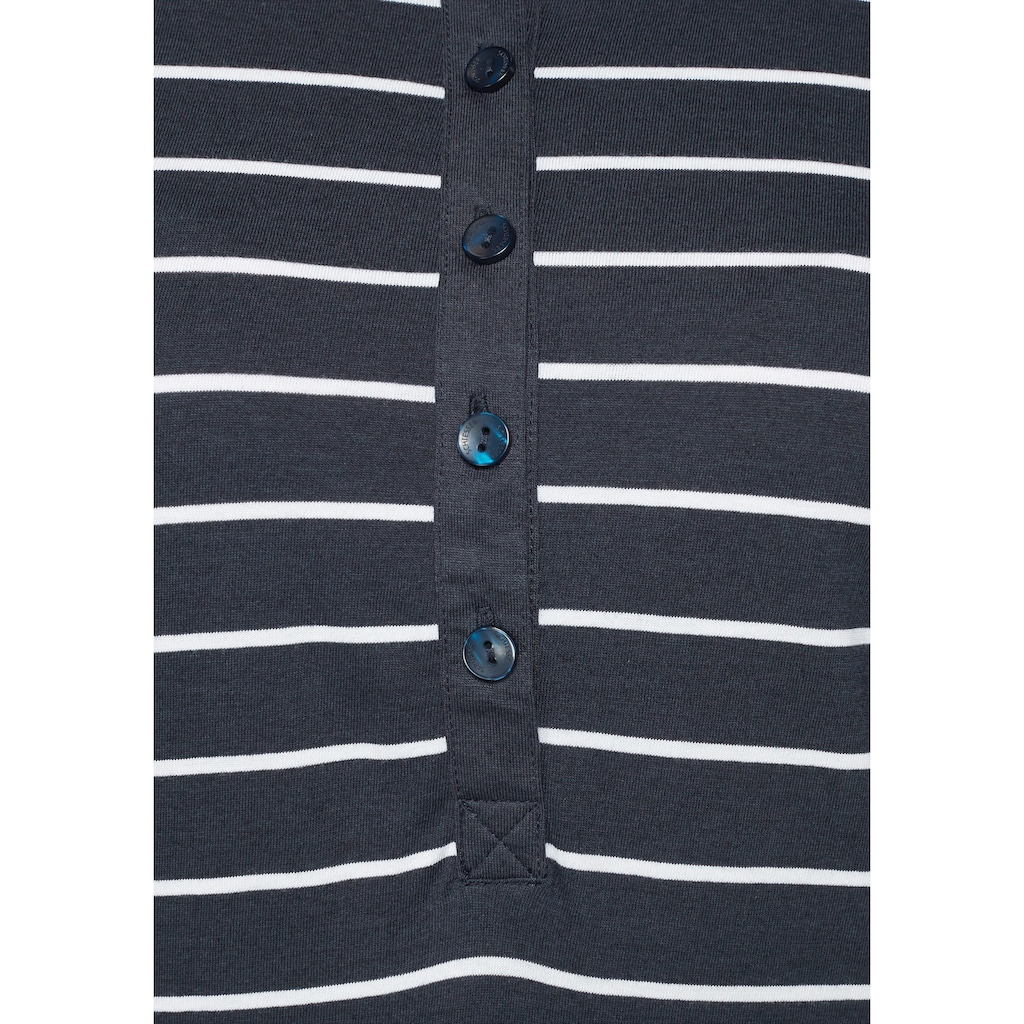 Schiesser Nachthemd, mit klassischen Streifen