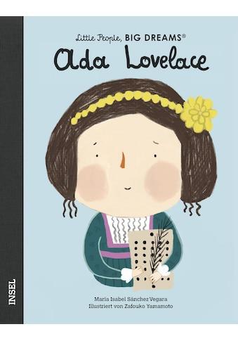Buch »Ada Lovelace / María Isabel Sánchez Vegara, Zafouko Yamamoto, Svenja Becker« kaufen