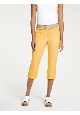 LINEA TESINI by Heine Skinny-fit-Jeans, in verkürzter Länge kaufen