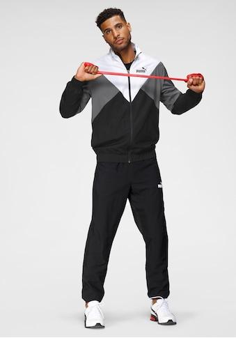 PUMA Trainingsanzug »CB Retro Woven Tracksuit cl«, (Set, 2 tlg.) kaufen