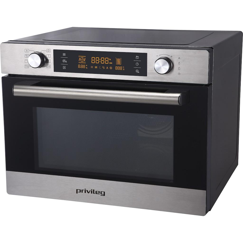 Privileg Mikrowelle »231638«, Grill und Heißluft, 900 W