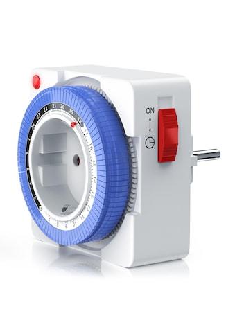 BEARWARE 24h kompakte mechanische Zeitschaltuhr kaufen