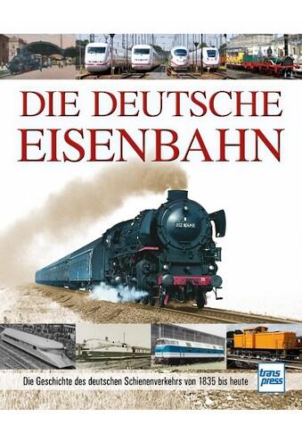Buch »Die Deutsche Eisenbahn / Carl Asmus« kaufen