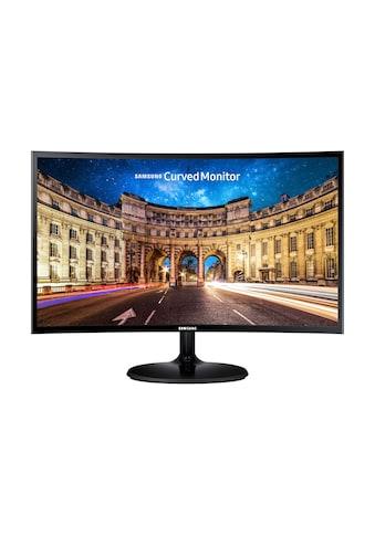 """Samsung Curved Monitor C24F390FHU LED »59,8 cm (23,5""""), Full HD, 1920 x 1080« kaufen"""