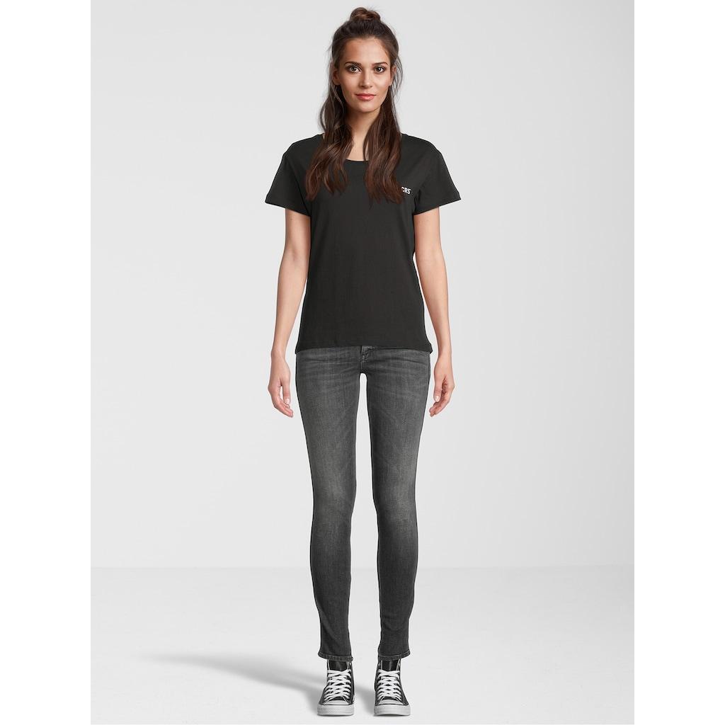 Cross Jeans® T-Shirt »55757«, Legeres Basic