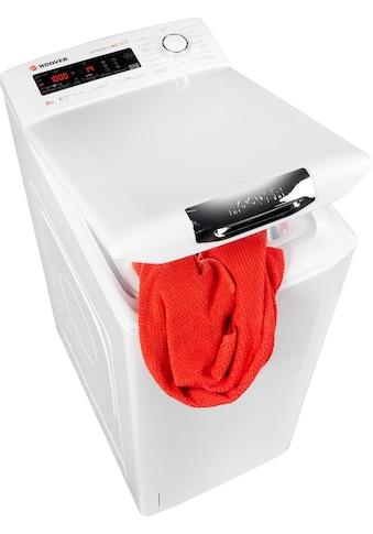 Hoover Waschmaschine Toplader HNFLS G484TAH kaufen