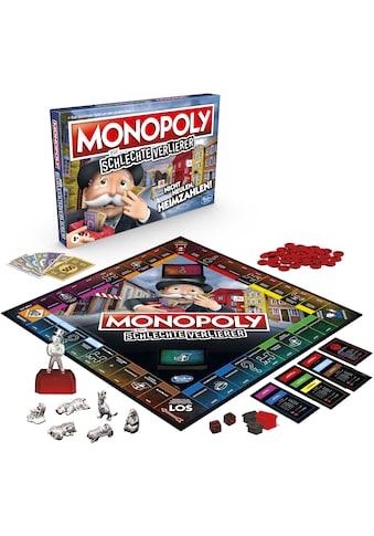 """Hasbro Spiel, """"Monopoly für schlechte Verlierer"""" kaufen"""