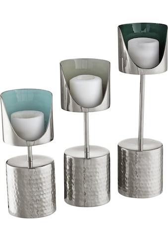 Home affaire Kerzenständer (Set, 3) kaufen