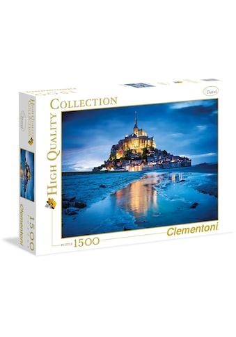 """Clementoni® Puzzle """"Le Mont Saint - Michel"""" kaufen"""