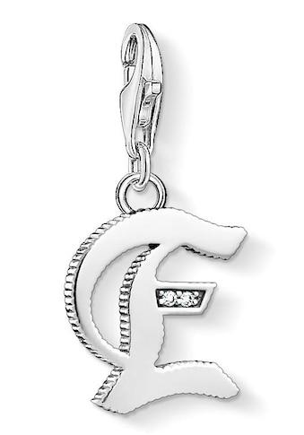 THOMAS SABO Charm - Einhänger »Buchstabe A - Z, 1581 - 1606 - 643 - 21« kaufen