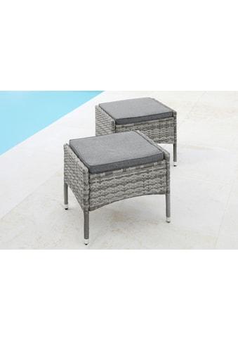 KONIFERA Hocker »Belluno« kaufen