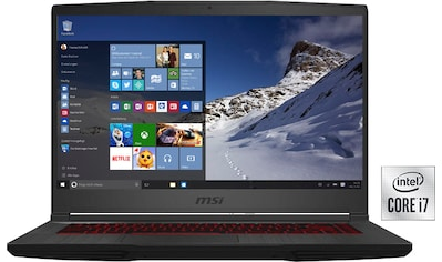 MSI Gaming-Notebook »GF65 Thin 10UE-095«, ( 512 GB SSD) kaufen