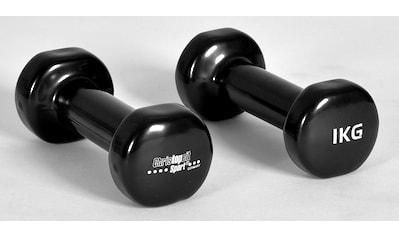 Christopeit Sport® Hantel 2,0 kg (2 - tlg.) kaufen