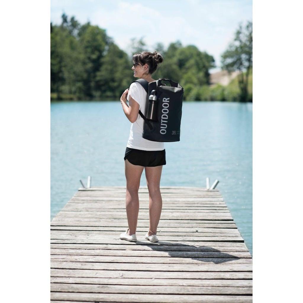 Hama Outdoor Sport Reise Freizeit Rucksack Tasche
